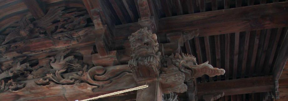 水上布奈山神社