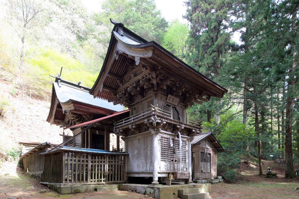 塩野神社∥上田市