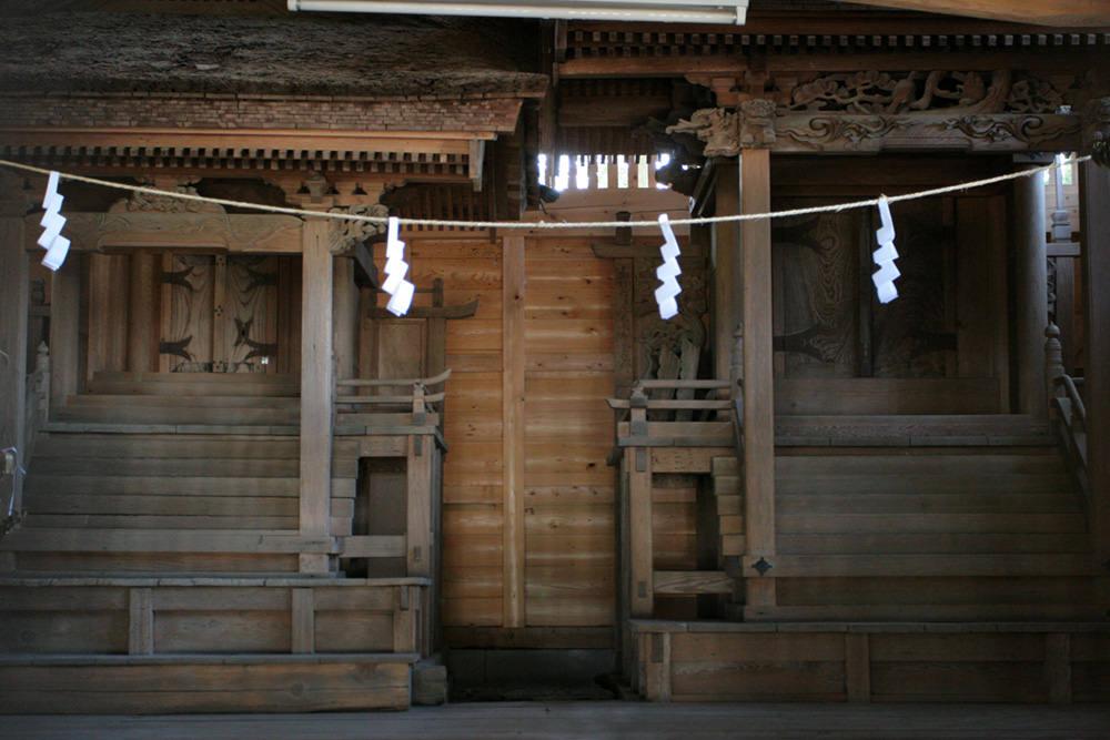 栗矢八幡社