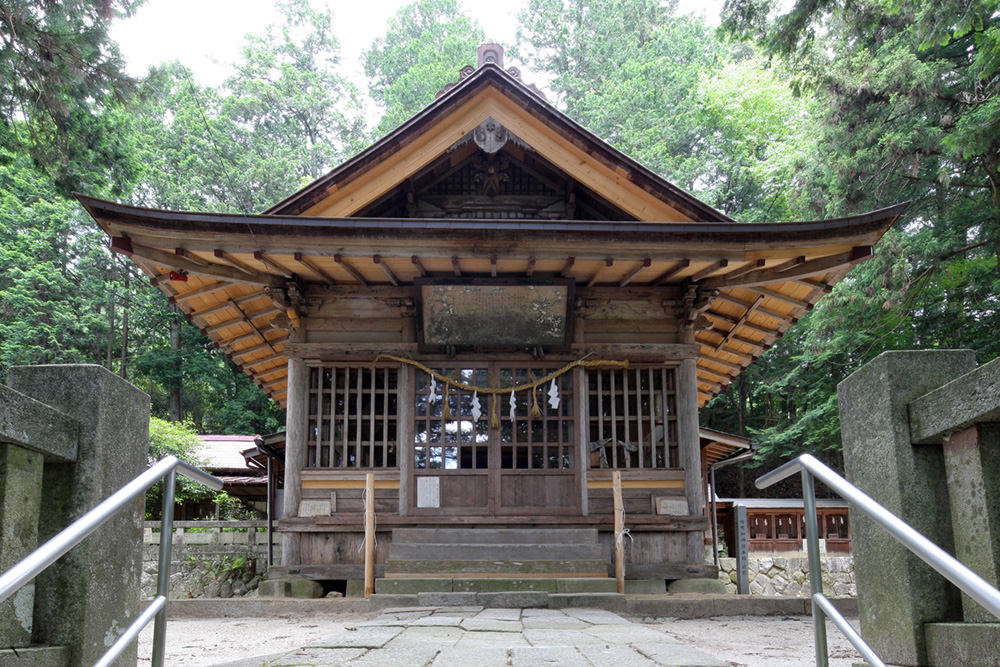 安布知神社