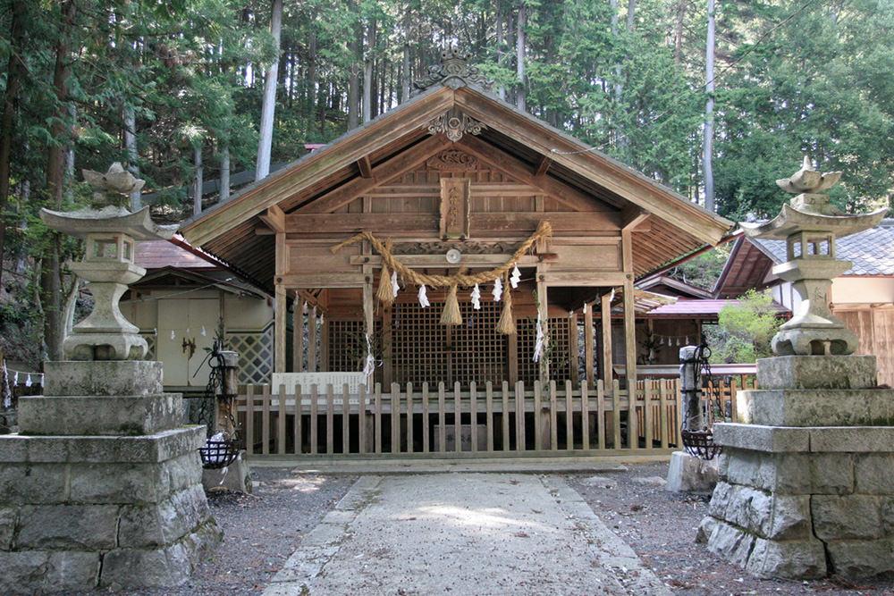 小山八幡社