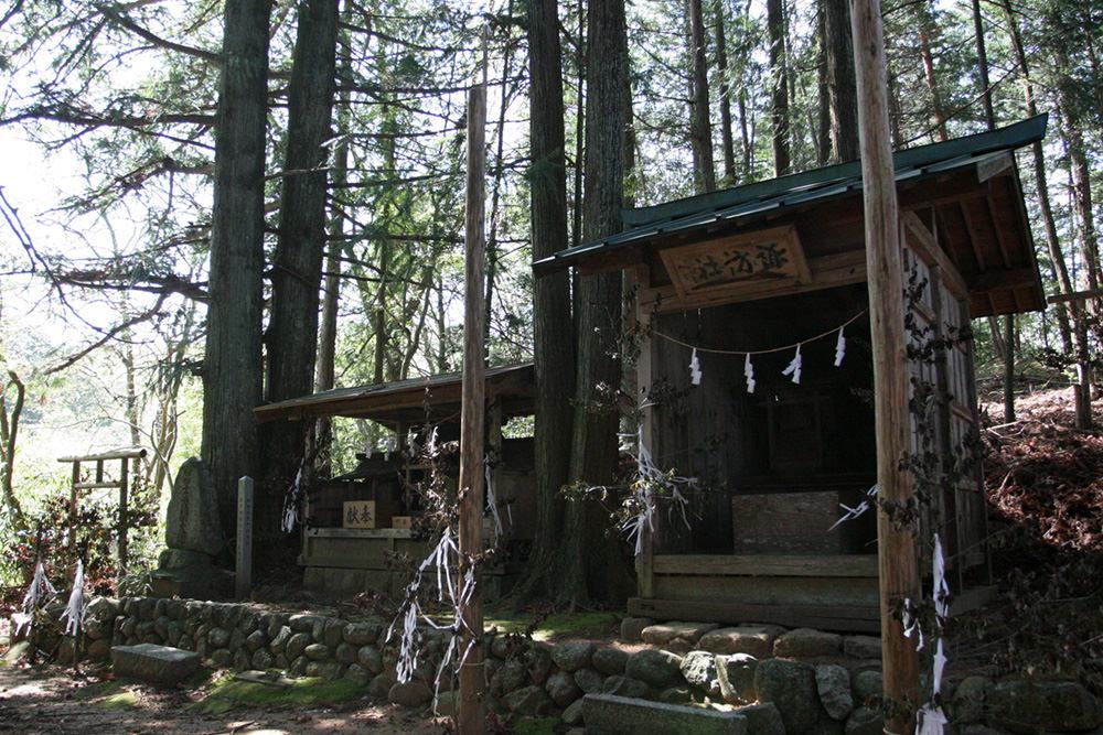 春日神社:阿智村