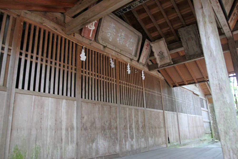 大山田神社∥下條村