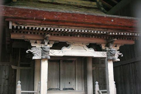 金毘羅神社-伊那市