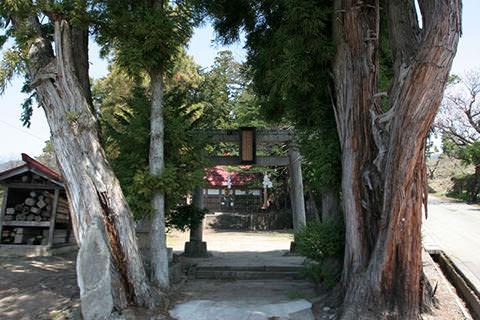 諏訪八幡社