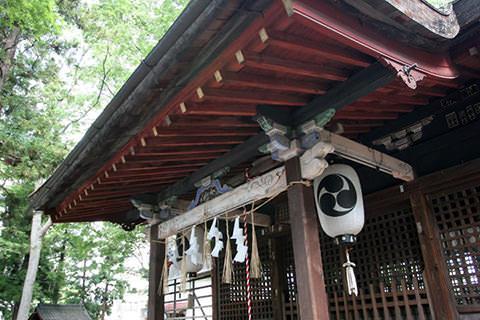 筑摩神社-松本市