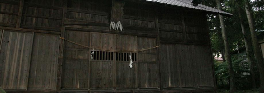 山田大杉神社