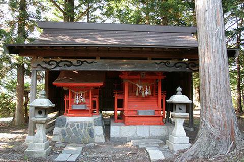 諏訪神社-木祖村