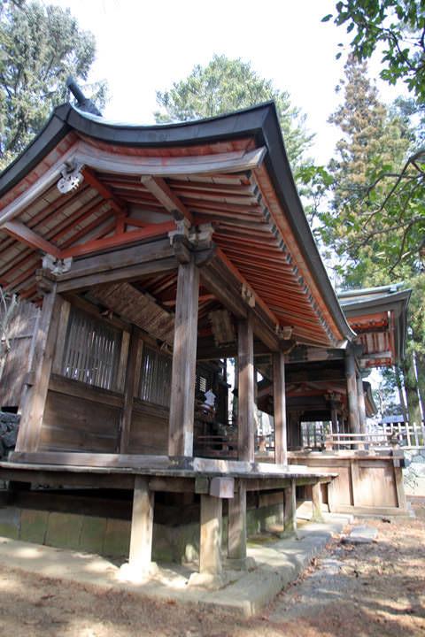 乙事諏訪神社