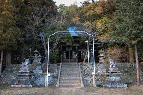 会田神明宮