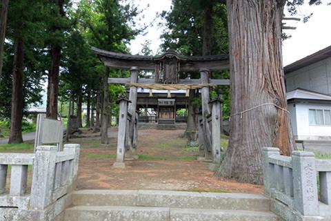 諏訪神社秋宮