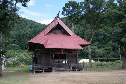 豊高嶋神社
