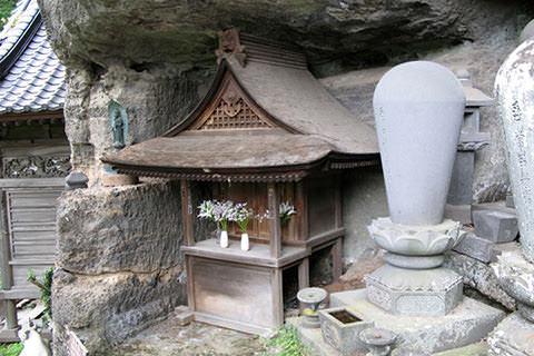 釈尊寺白山社