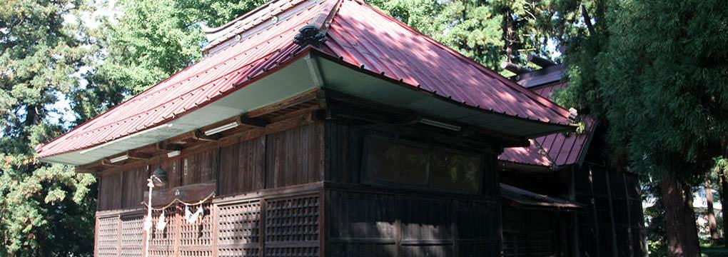 小内八幡神社