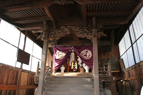 白狐稲荷神社