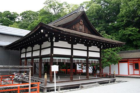 賀茂御祖神社/下鴨神社