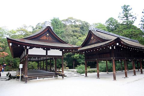 賀茂別雷神社/上賀茂神社