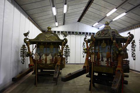 日吉大社神輿