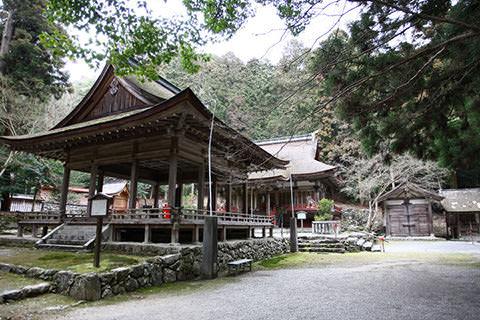 日吉大社社殿