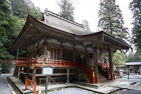 日吉大社本殿