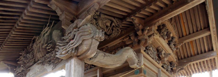 朝川原神社