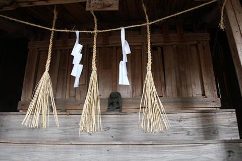 諏訪神明社