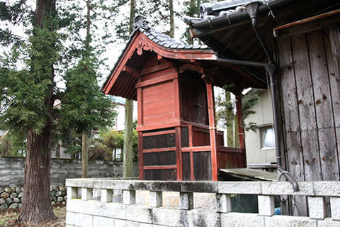 下生坂八幡社