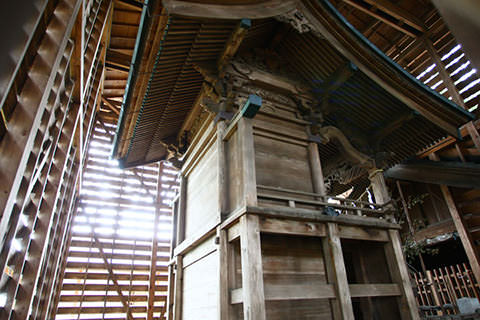 下黒田諏訪神社