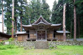 高杜神社本社