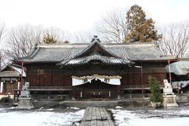 墨坂神社芝宮