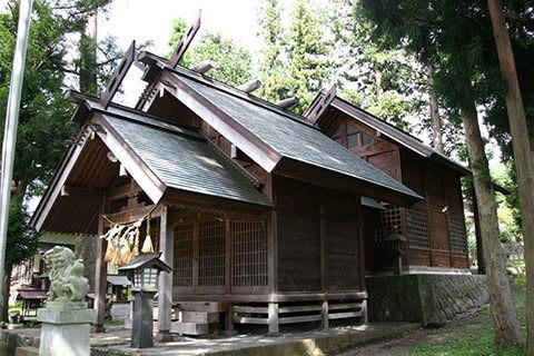 駒沢諏訪社