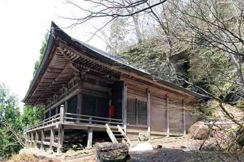 小菅神社奥社