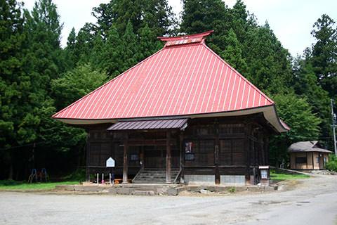 小菅神社講堂