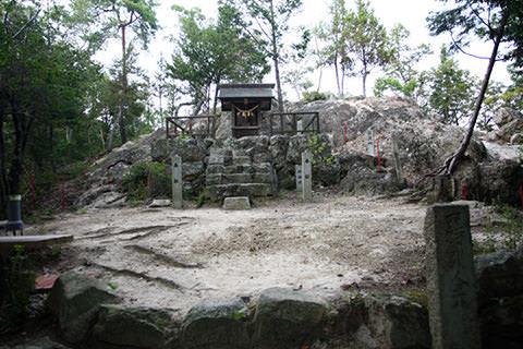 石上布都魂神社