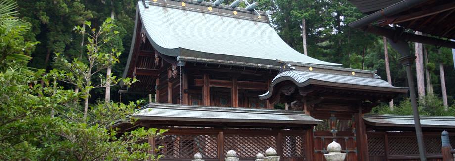 安仁神社(岡山県岡山市東区西大...