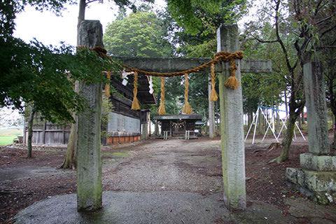 田沢稲荷神社