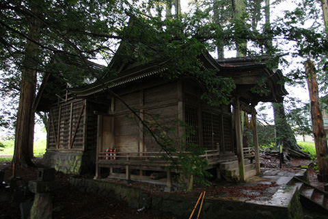 七社明神社