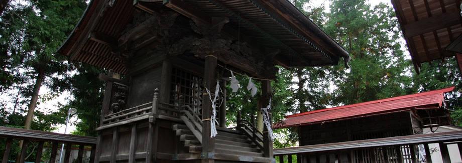伊夜彦神社