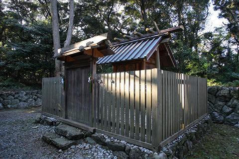 伊射波神社