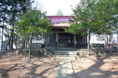 葛窪神明社
