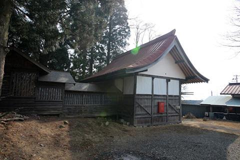 先達八幡社
