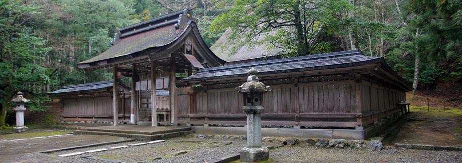 若狭彦神社