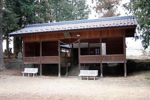 八満弓神社