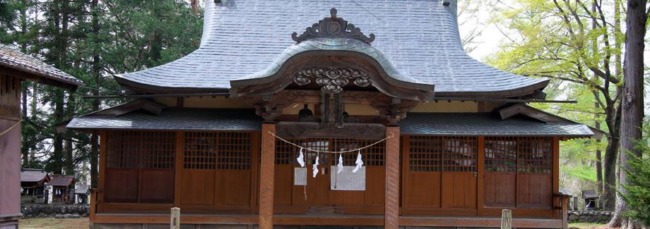 弥美登里神社
