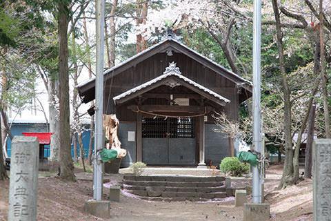 和田諏訪神社