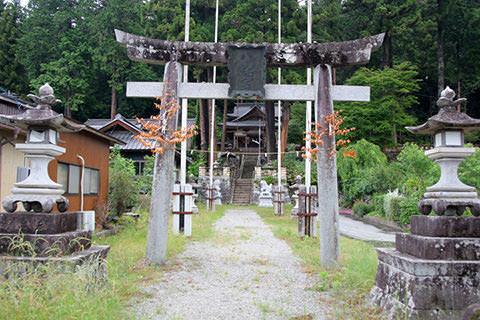 桐林八幡社
