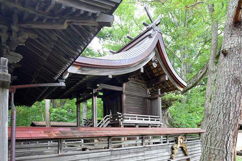 松原諏方神社