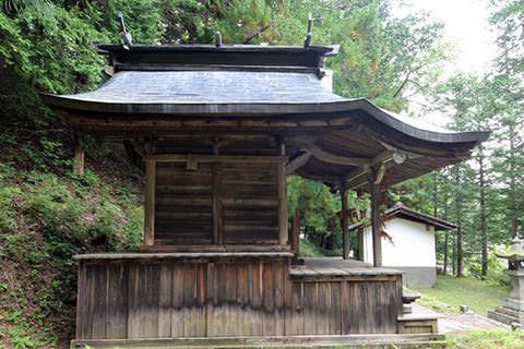 本村海神社