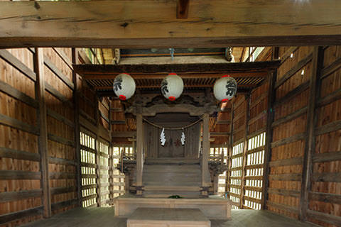 宮上諏訪神社
