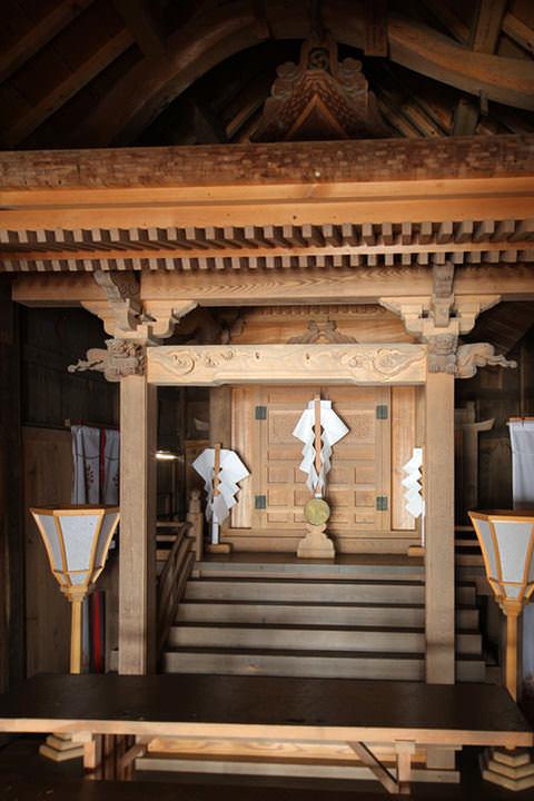 国経営二柱神社